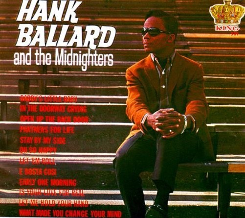 Hank Ballard and The Midnighters ('57)