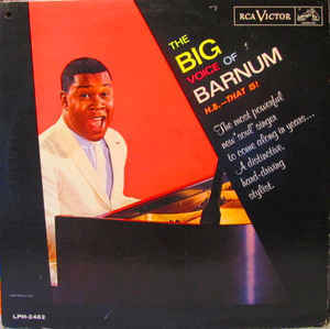 The Big Voice of Burnum: H.B. That Is! ('60)