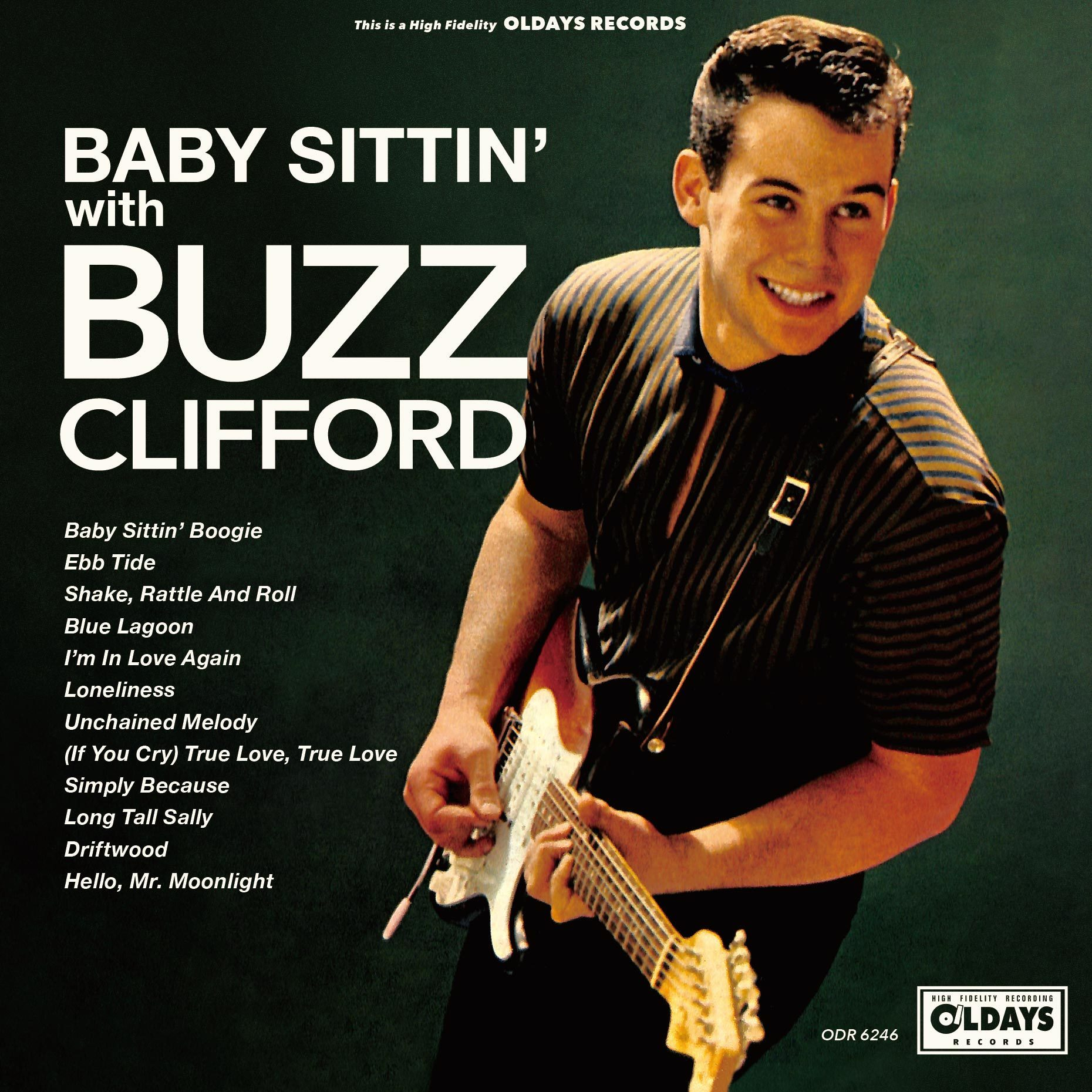 Baby Sittin' with Buzz Clifford