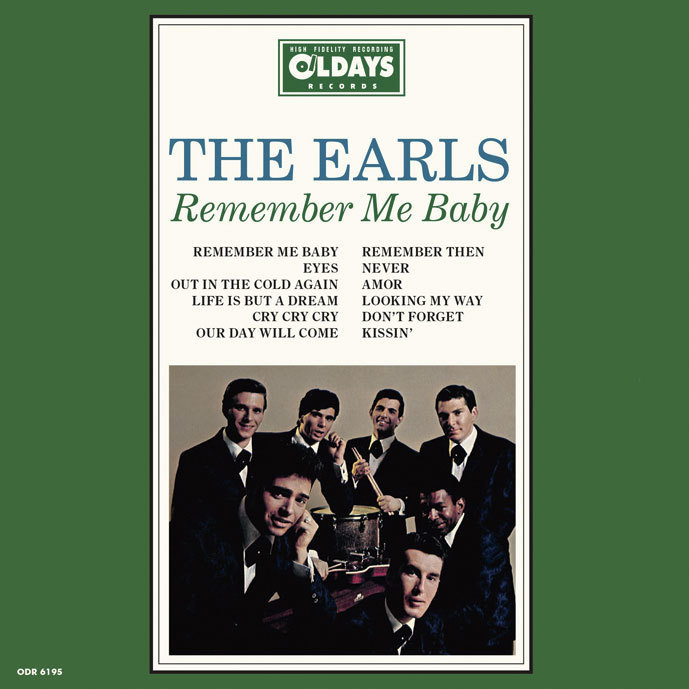 Remember Me Baby - The Earls
