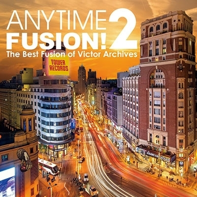 ANYTIME FUSION!2: The Best Fusion of Victor Archives