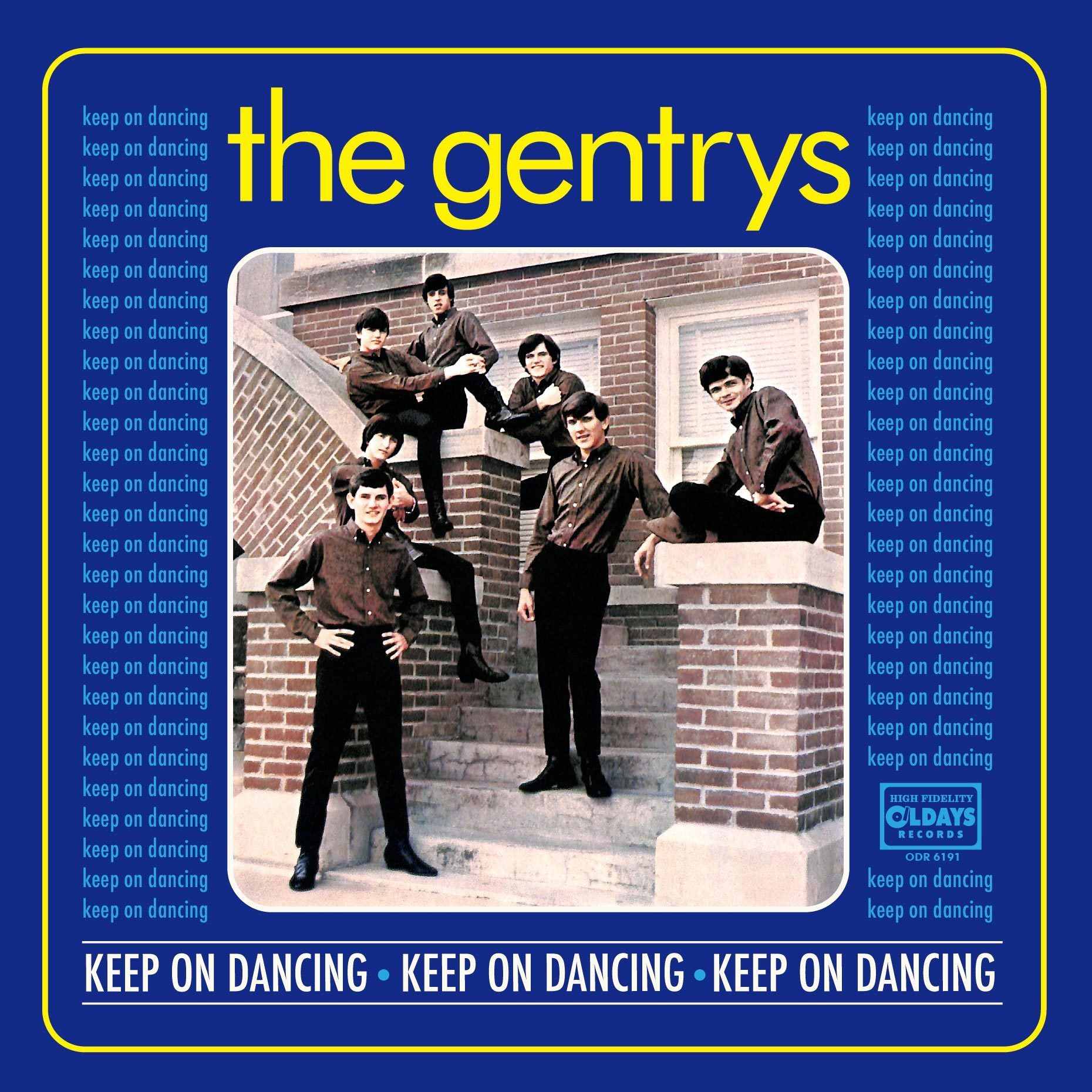 Keep On Dancing - The Gentrys