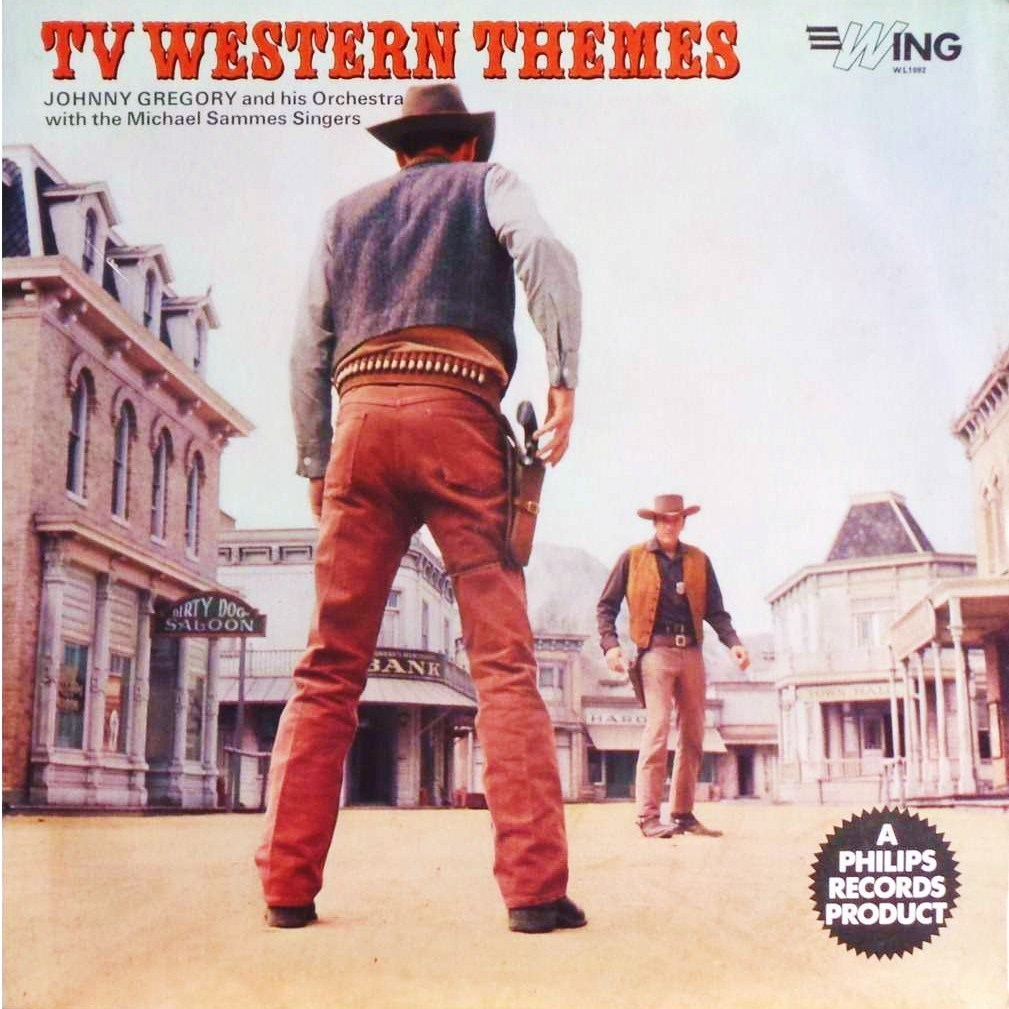 The TV Western Themes ('60)