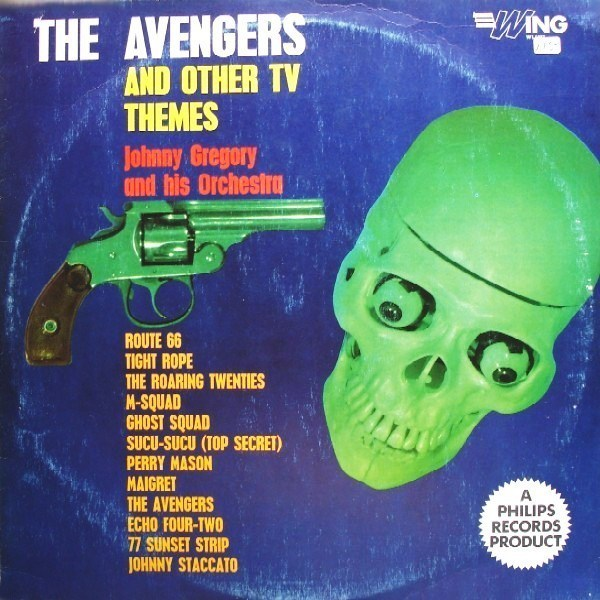 The Avengers and Other TV Themes ('61)