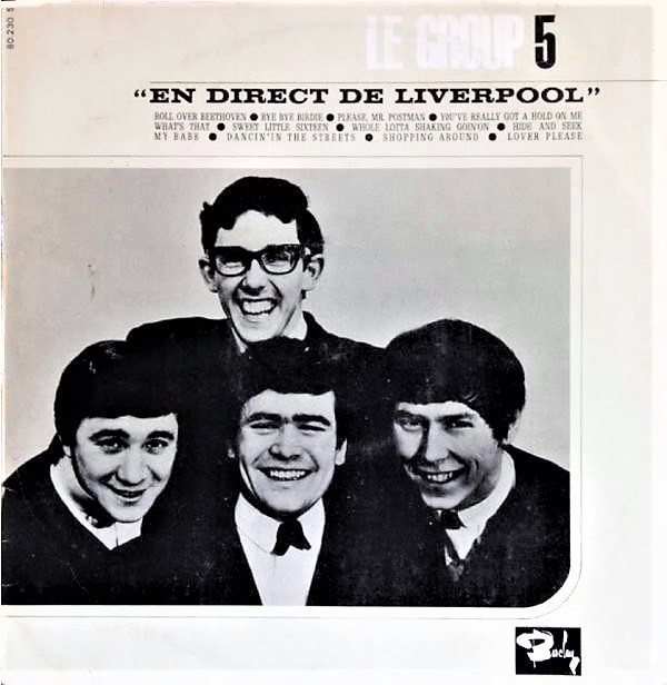 En Direct De Liverpool - Le Group 5 ('64)