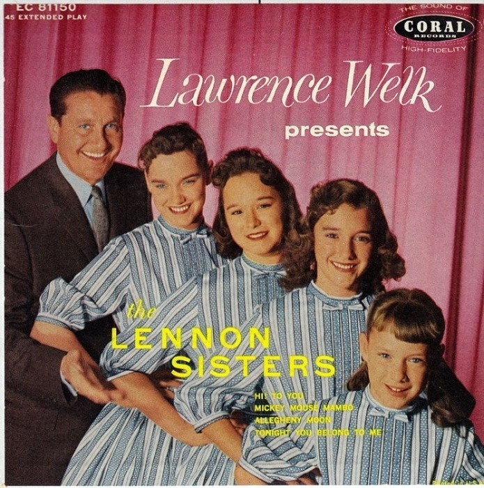 Lawrence Welk Presents The Lennon Sisters ('57)