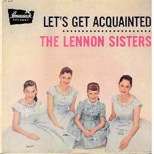Let's Get Acquainted ('57)