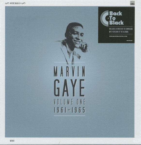 Marvin Gaye Volume One