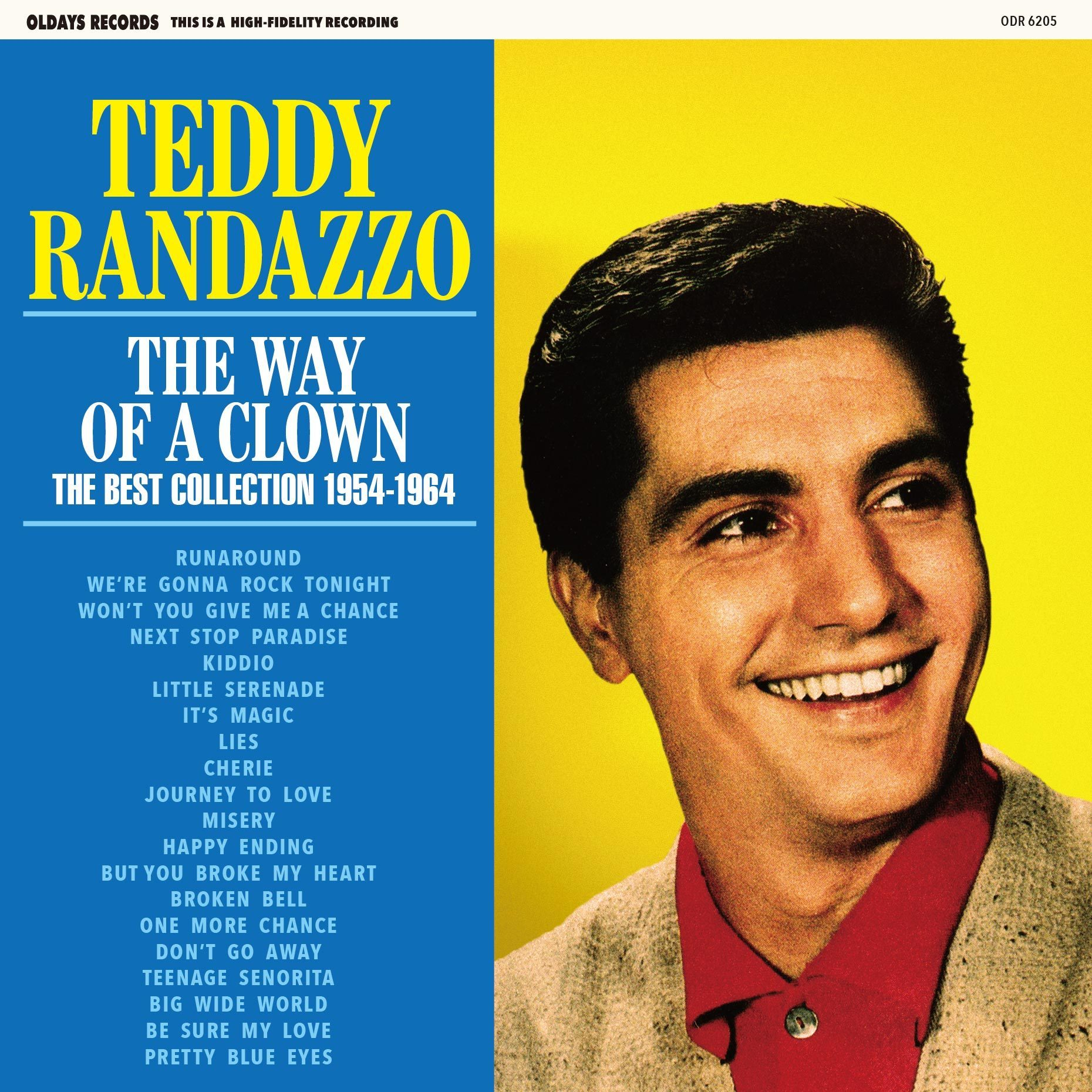 The Way of A Clown - Teddy Randazzo