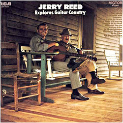 Jerry Reed Explores Guitar Country ('69)