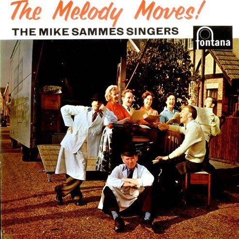 The Melody Moves - The Mike Sammes Singers ('59)