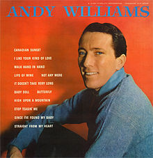 Andy Williams ('58)