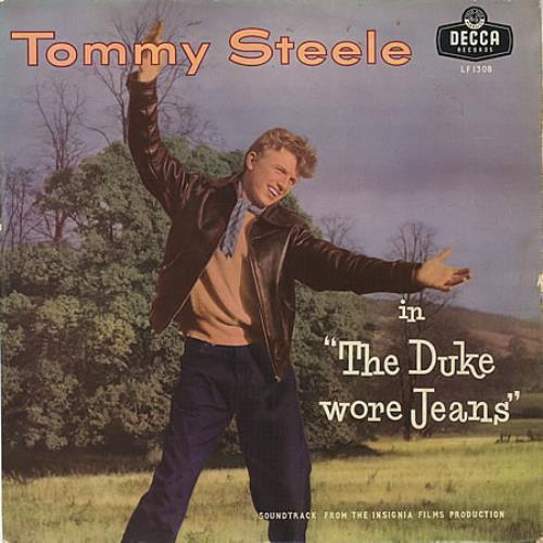 The Duke Wore Jeans - Tommy Steele ('58)