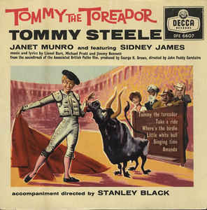 Tommy The Toreador - Tomy Steele ('59)