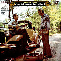 Me and Jerry (with Chet Atkins) ('70)